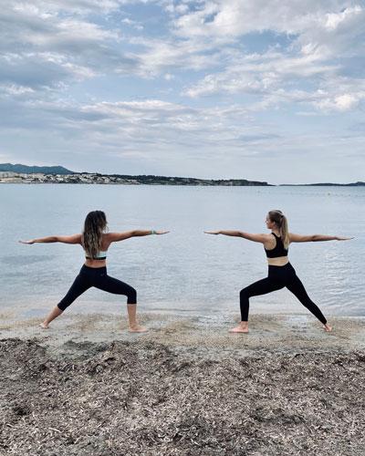 Cours de yoga à Six-Fours (83)